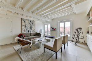 meubles pour salon scandinave