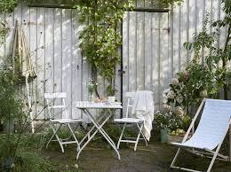 mobilier pour son jardin
