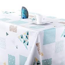 nappe design pour salon scandinave