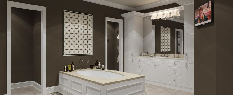 Nettoyer le carrelage salle de bain